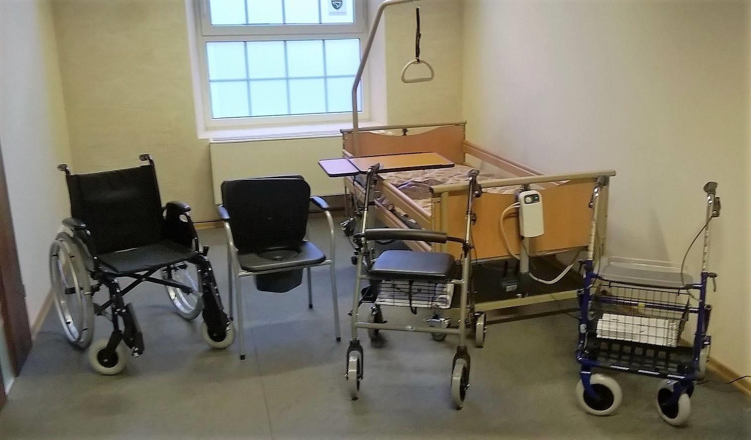 Bezpłatna Wypożyczalnia Sprzętu Rehabilitacyjnego
