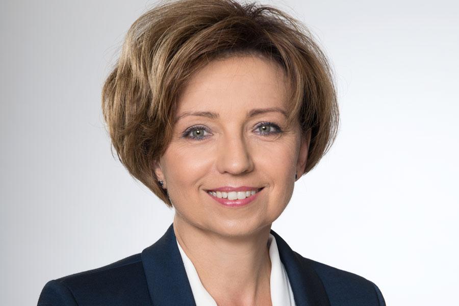 Fotografia - Prezes Zarządu - Marlena Maląg