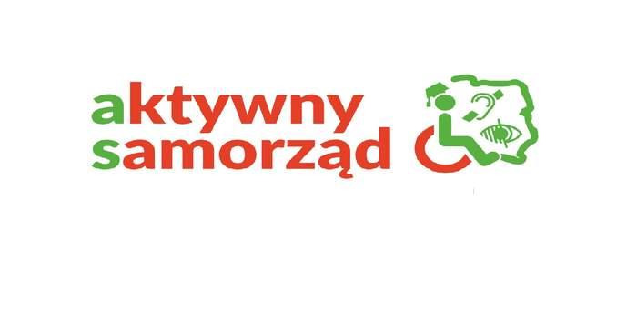 Pokaż zdjęcie: logo Programu Aktywny Samorząd