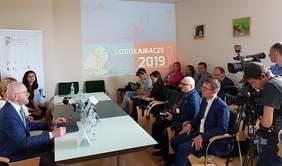 """Konferencja prasowa inaugurująca XIV edycję Konkursu i Kampanii """"Lodołamacze"""""""