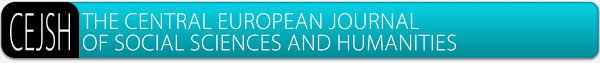 The Central Europen Journal of Social Sciences and Humanities