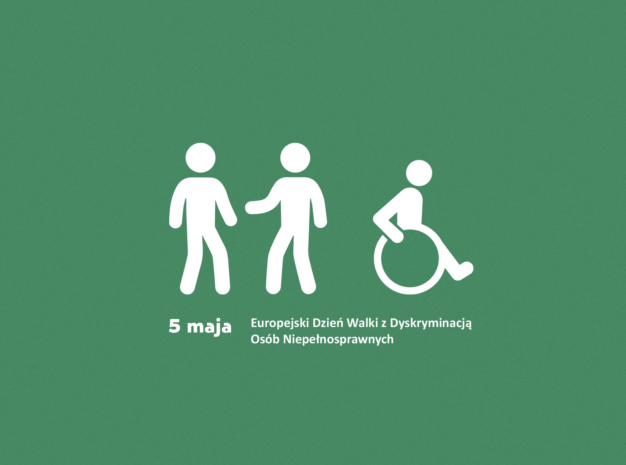 Walczymy z dyskryminacją, wspieramy godność